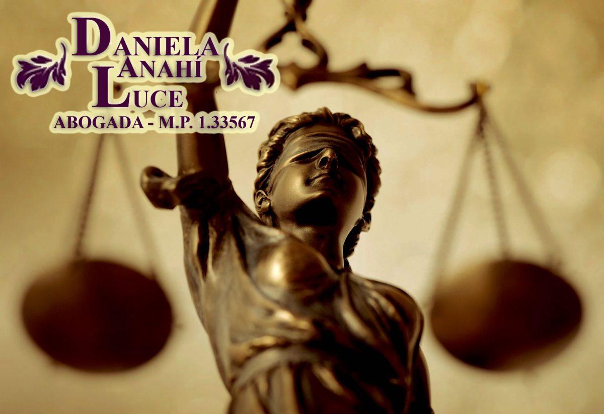 Abogados en Córdoba Estudio Jurídico Integral Daniela Anahí Luce. Posicionamiento en Web.