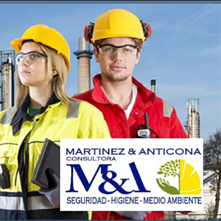 Seguridad e Higiene Laboral en Córdoba. MARTINEZ & ANTICONA Consultora. Posicionamiento en Web en Córdoba. Posicionamiento en Web Servicios
