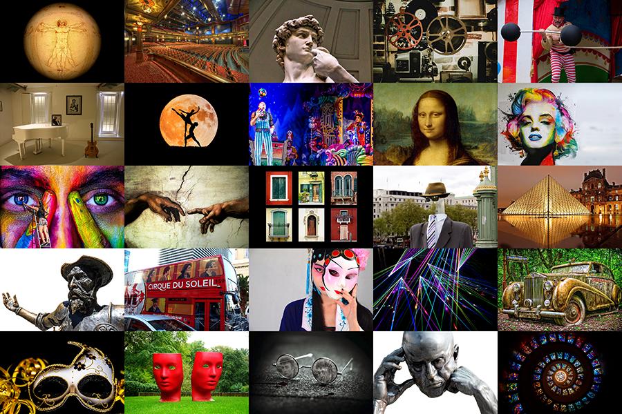Posicionamiento Web Arte y Espectáculos