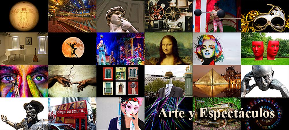 Posicionamiento en Web Inicio Arte y Espectáculos
