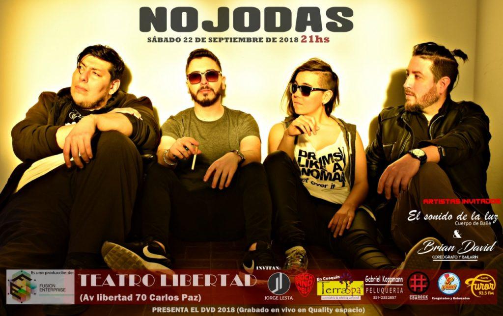 Bandas de Rock en Córdoba Capital NoJodas. Posicionamiento en Web