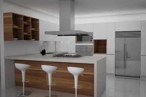 Cocinas Integrales Modernas en Cancún Acy Alianza