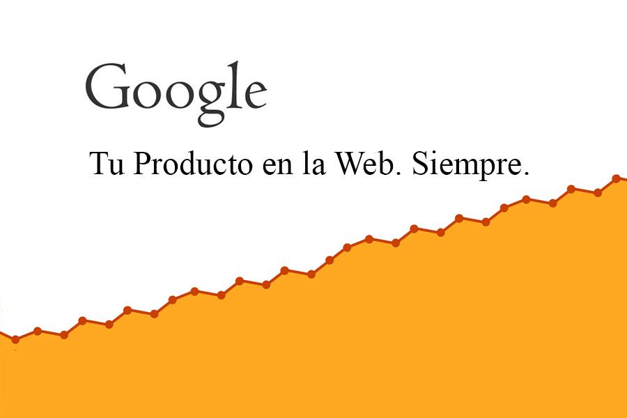 Posicionamiento Web Productos
