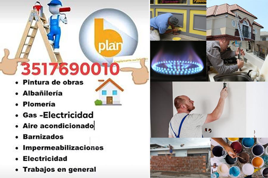 Servicio de Mantenimiento en Córdoba Capital. Plan B. Posicionamiento en Web