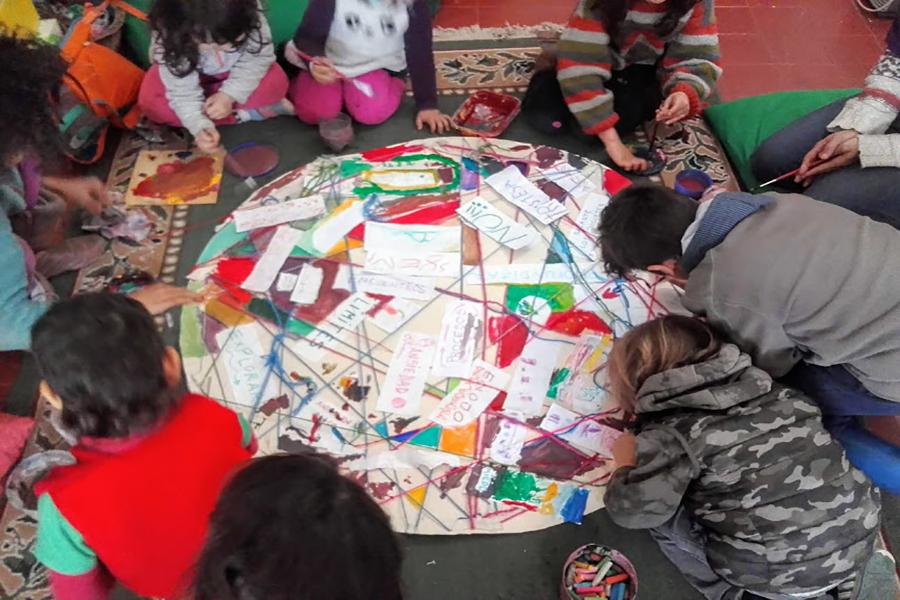Escuela Alternativa en Córdoba Escuela Alternativa en Argüello Cultura Wunjo. Posicionamiento en Web.