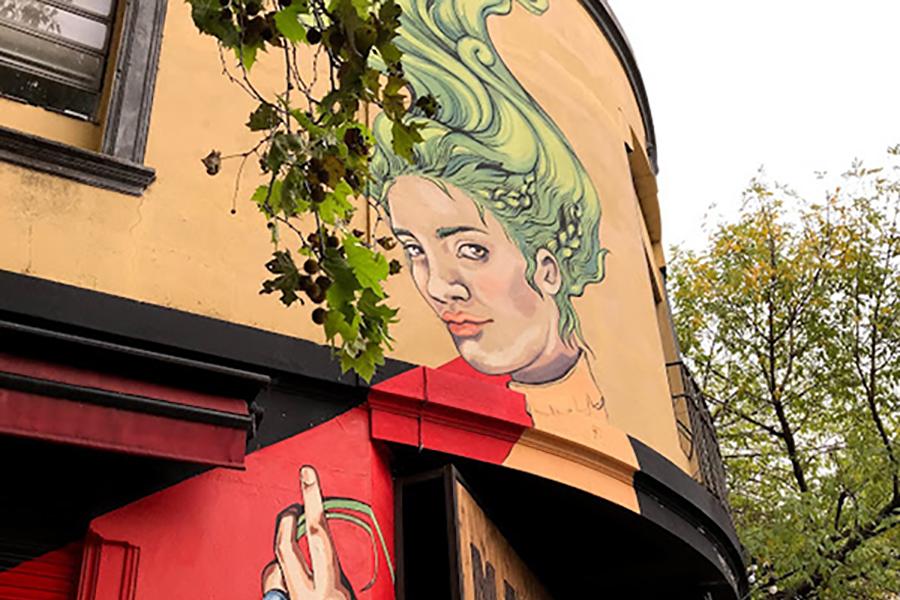 arte-diseño-mural Jael Airasca Muralismo Diseño Gráfico. Posicionamiento en Web