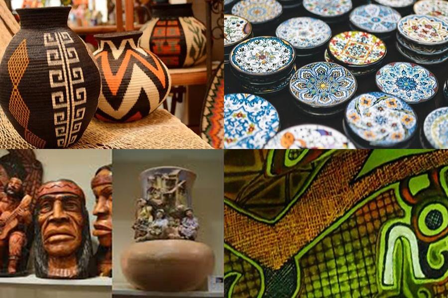 Feria Virtual de Artesanías Posicionamiento en Web
