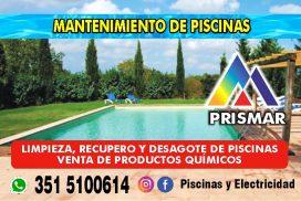 Limpieza de Piscinas en Córdoba Capital